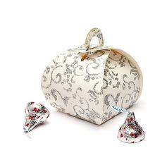 Diseño Floral Forma Cajas de regalos (Juego de 12) (050038239)