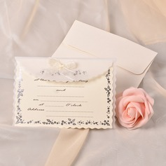 Classic tyyli Wrap & Pocket Invitation Cards (Sarja 50) (118040269)
