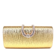 Elegante PU Bolso Claqué (012204108)